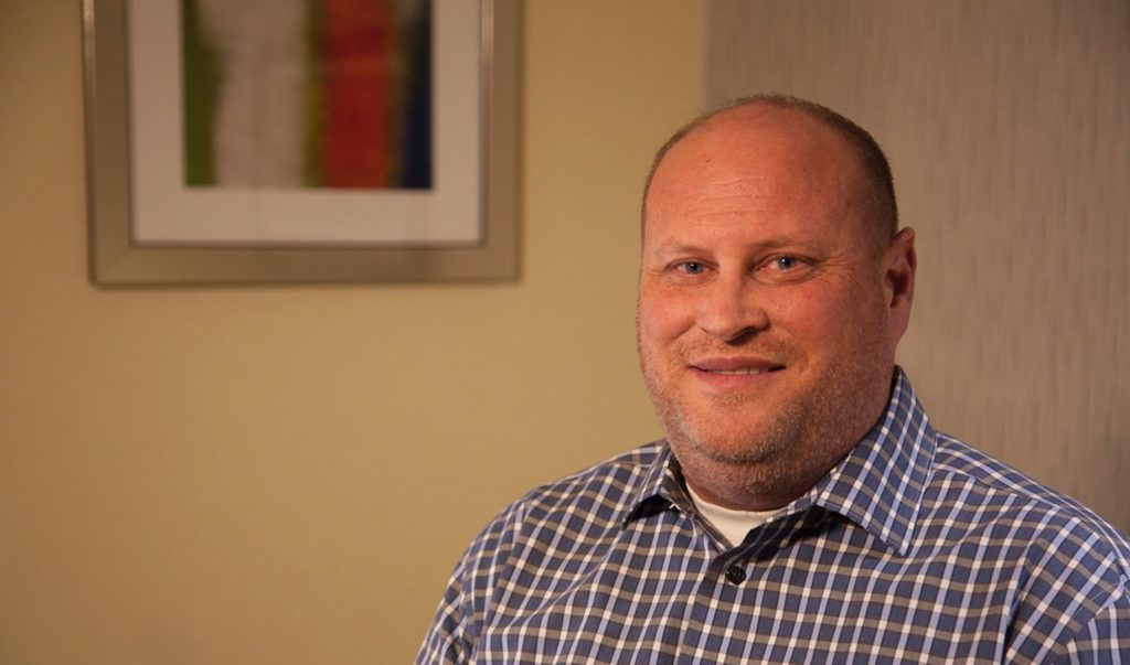 Multi-unit Costa Vida franchise partner Brad Davis